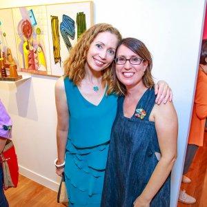 Annette Turner & Jodie Cox