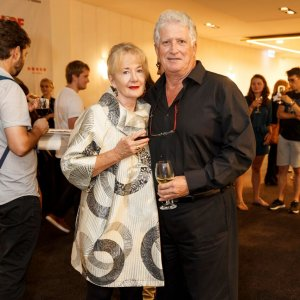 Kate & Peter Suffren