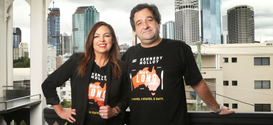 Mick Molloy & Jane Kennedy