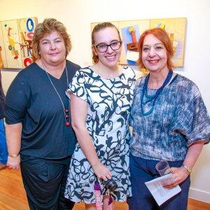 Sue Dobrenov, Tess Passmore & Julie Seidel