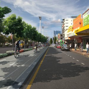 Woolloongabba Bikeway Project - The West End Magazine - www.westendmagazine.com