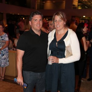 Jasmine Munro and Luka Waugh