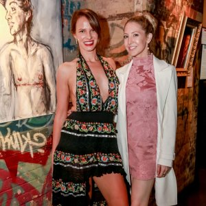 Amber Smith & Rose Rusevska