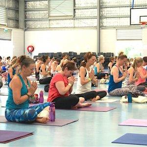 Brisbane Yoga Day | Yogafest - The West End Magazine