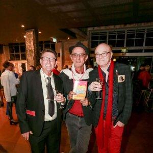Pete Stewart, Sasnte D'Ettorre & Harry Stone
