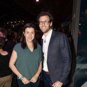 Annetta Hunter & Adam Gower