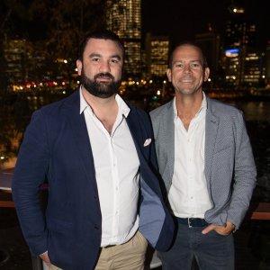 Dean Burley & Cameron Turnbull