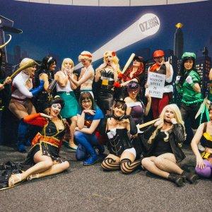 Oz Comic-Con Brisbane