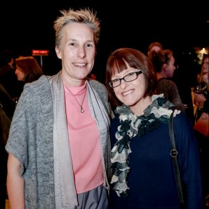 Andrea Baldwin and Donna Fahey-Macey