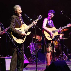 Deborah Conway & Willy Zygier - The West End Magazine