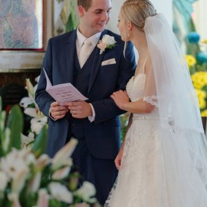 Kasia & Huw Wedding Day - The West End Magazine