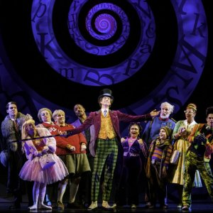 west end magazine - charlie and the chocolate factory