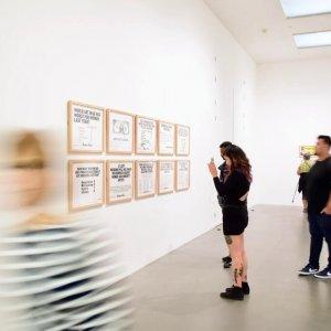west end magazine - exstudio exhibition