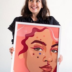 Praise You Art Show review - West End Magazine