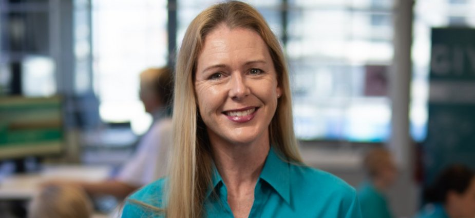 GIVIT CEO Sarah Tennant